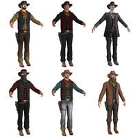 maya cowboy pack