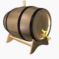 barrels 3d ma