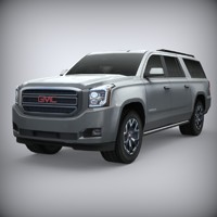 2015 GMC Yukon XL 3K
