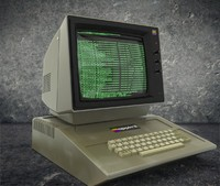 3d max apple 800px-apple ii