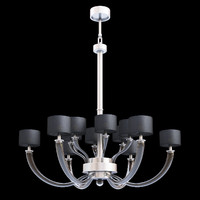 3ds max fontana chandelier