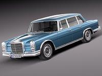3d mercedes mercedes-benz 1981 model