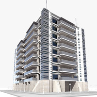 maya residential building