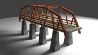 3d obj bridge