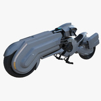 3d dystopia eac streetbike bike model