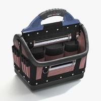 tool bag obj