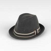 max hat realistic