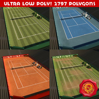 Tennis Court Pack