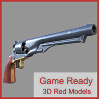 Colt1860ArmyGameReady