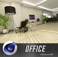 3d office design