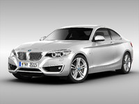 BMW 2 Series Coupe F22 (2015)