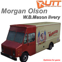 morgan olson mason 3d model