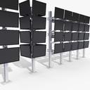 tv mount 3D models