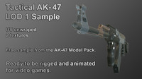 sample ak-47 3ds free
