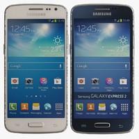samsung galaxy express 2 3d max