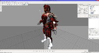 free warrior torque 3d model