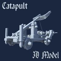 3d max catapult