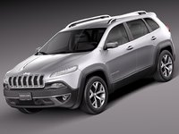 2014 jeep cherokee 3ds