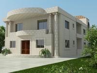 modern villa max