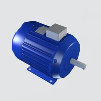 3ds electric motor