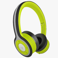 3ds max monster headphones sport