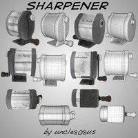 maya pencil sharpener