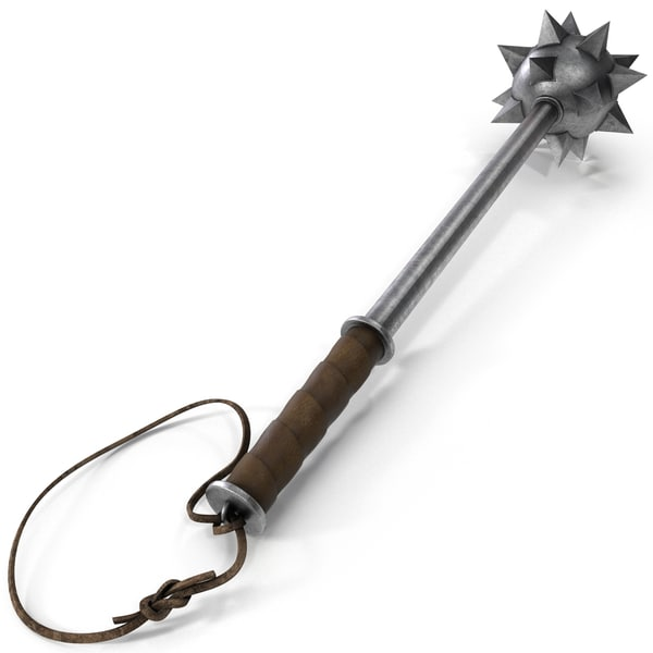 Spiked mace ds3