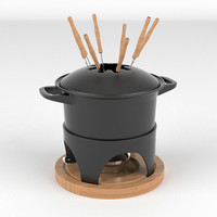 fondue set max