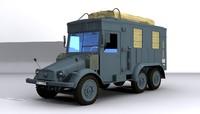 Krupp Protze Kfz61