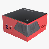 3d 3ds photoreal barebone nuc pc