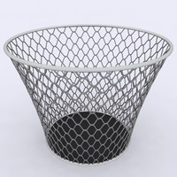 mesh trash 3d model