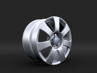 Mercedes Rim R44 17 inches_SClass
