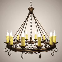 maya classic chandelier lights