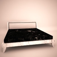 versace pasha bed 3d model