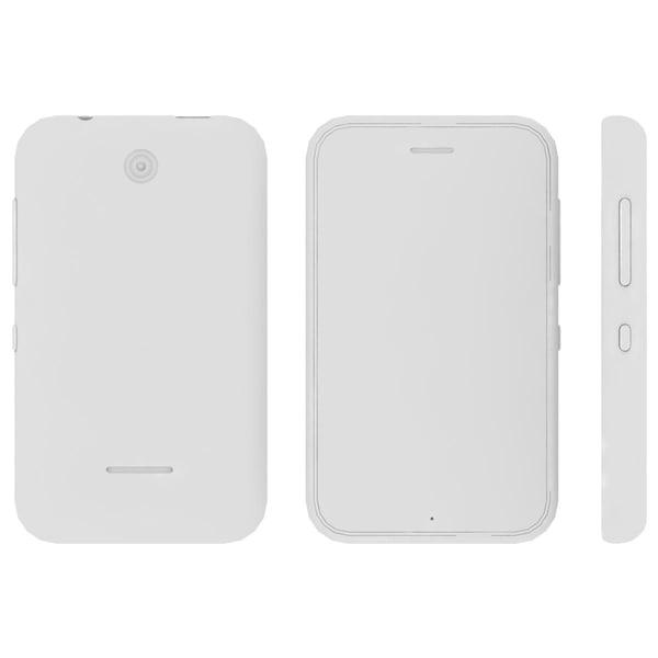 Nokia asha 230 white
