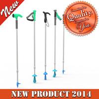 3dsmax snow walker poles