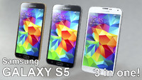 Samsung G900F Galaxy S5 medium detailed