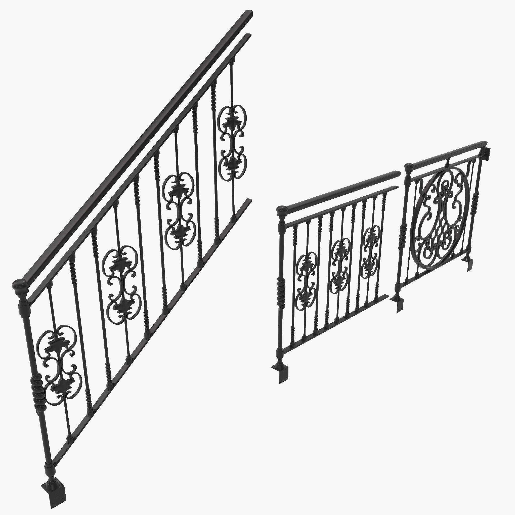 Ornate Railings Set_1.jpg