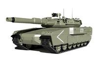 tank battle c4d
