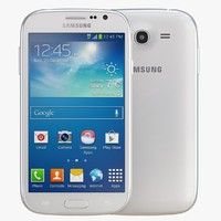 samsung galaxy grand neo 3d model