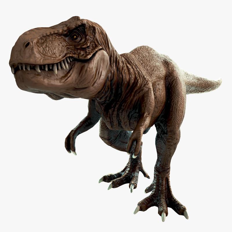1/35 Scale Tyrannosaurus Rex (King T-Rex) - Prehistoric Replicas ...