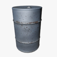 obj oil drum