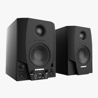 samson studio gt 3d model