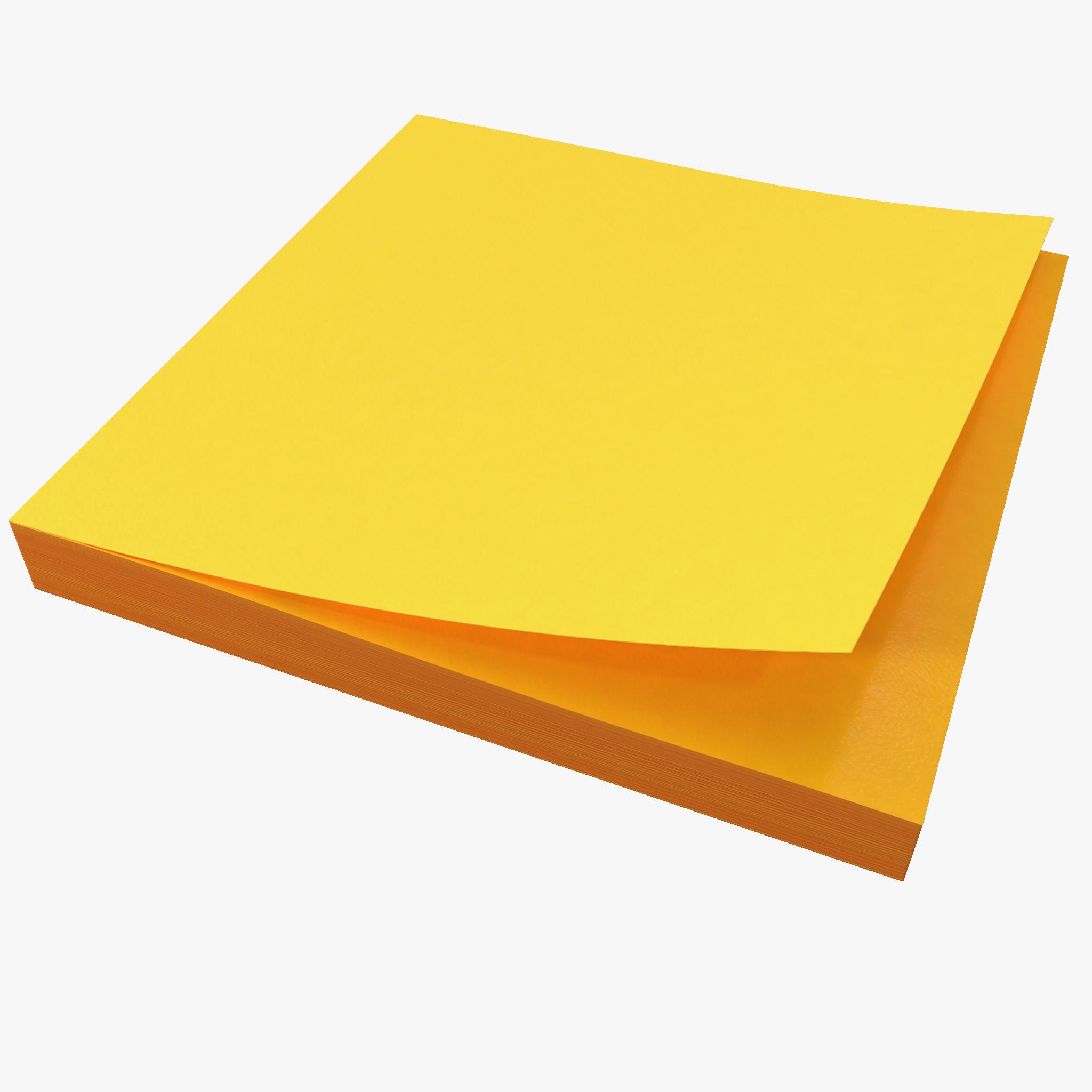 3d sticky notes
