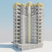 Apartment Vray