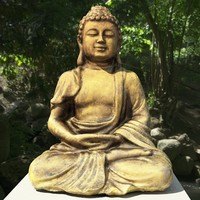 maya statue buddha