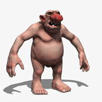 3ds max troll creature