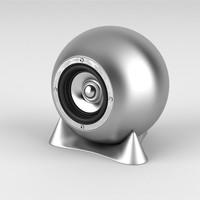 speaker realistic max