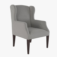 Otto Stelle London armchair