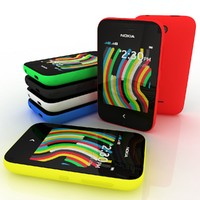 Nokia Asha 230 in All colours
